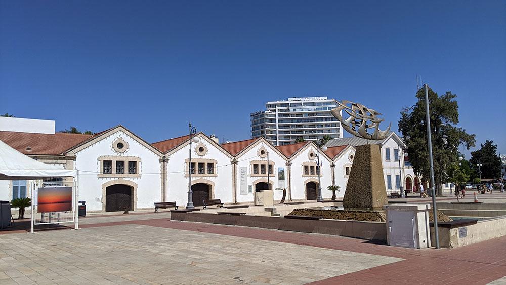 Larnaca Municipal Art Gallery