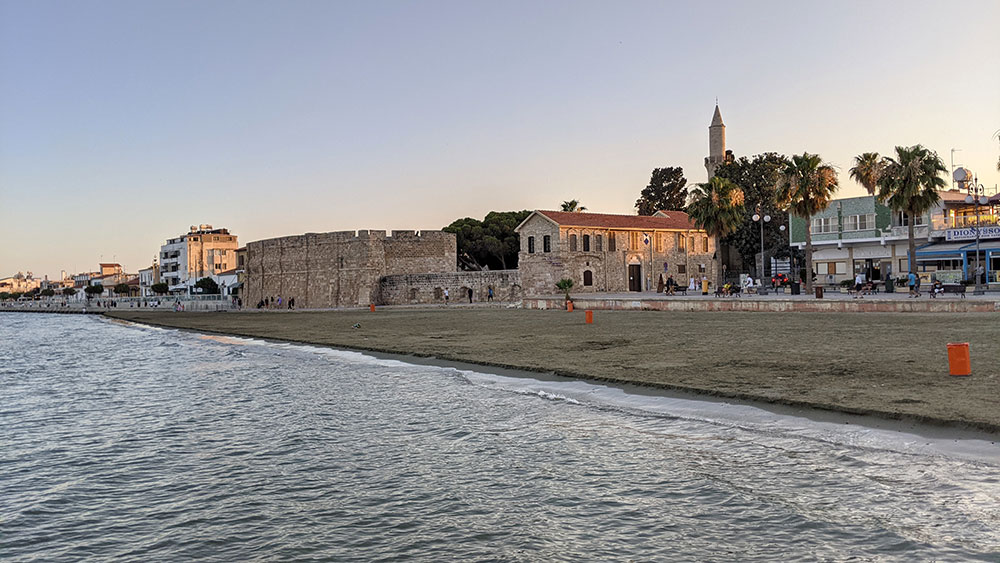 Larnaca Medieval Fort