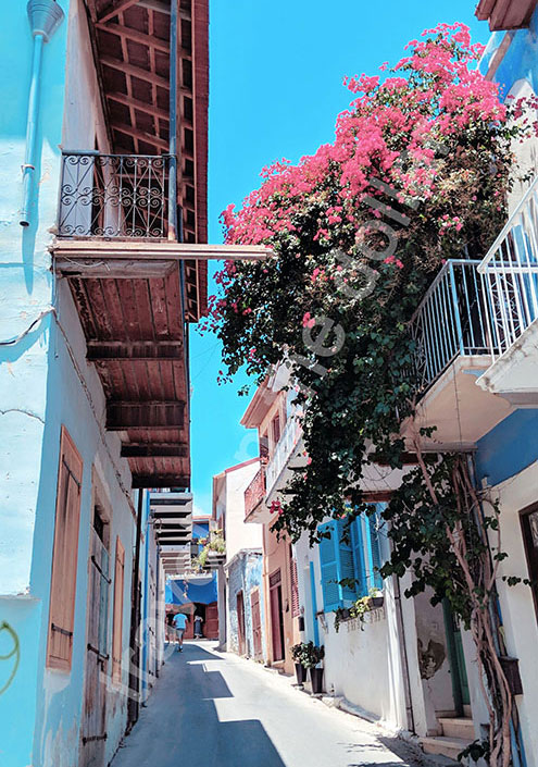 Pano Lefkara, Cyprus