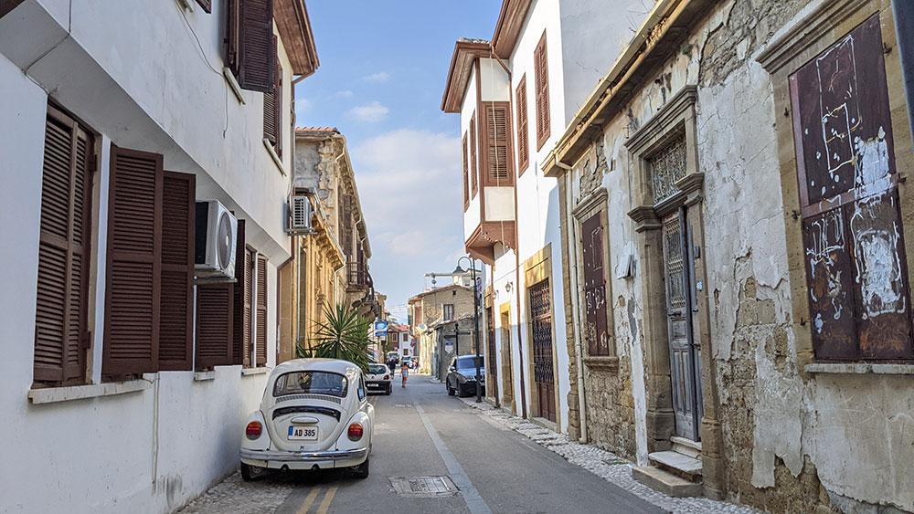Street in Lefkoşa