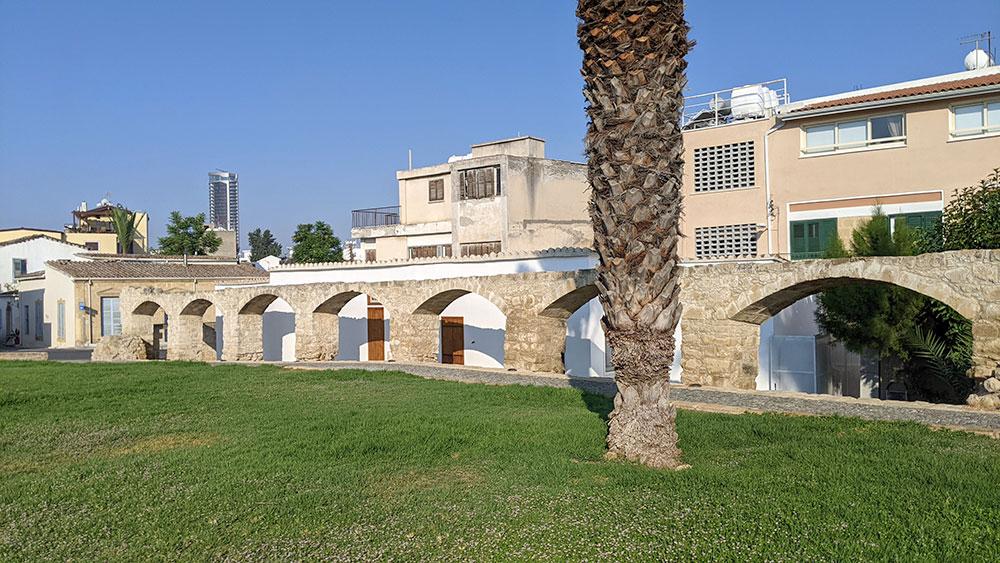 Nicosia Old Aqueduct