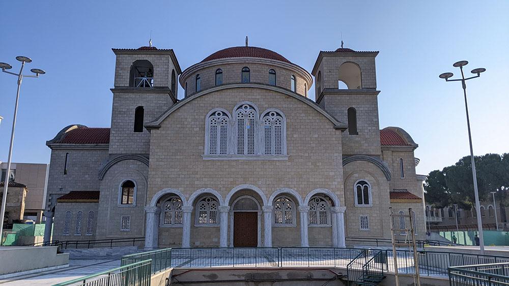Church in Nicosia
