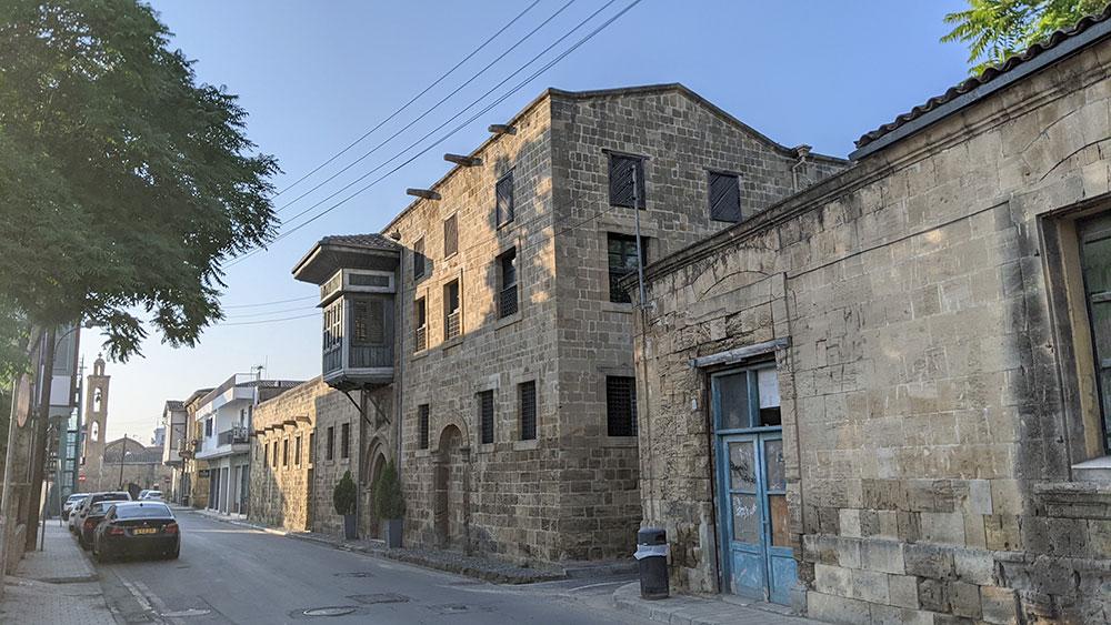 The Hadjigeorgakis Kornesios Mansion, Nicosia