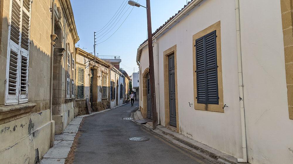 Old Town, Nicosia, Cyprus