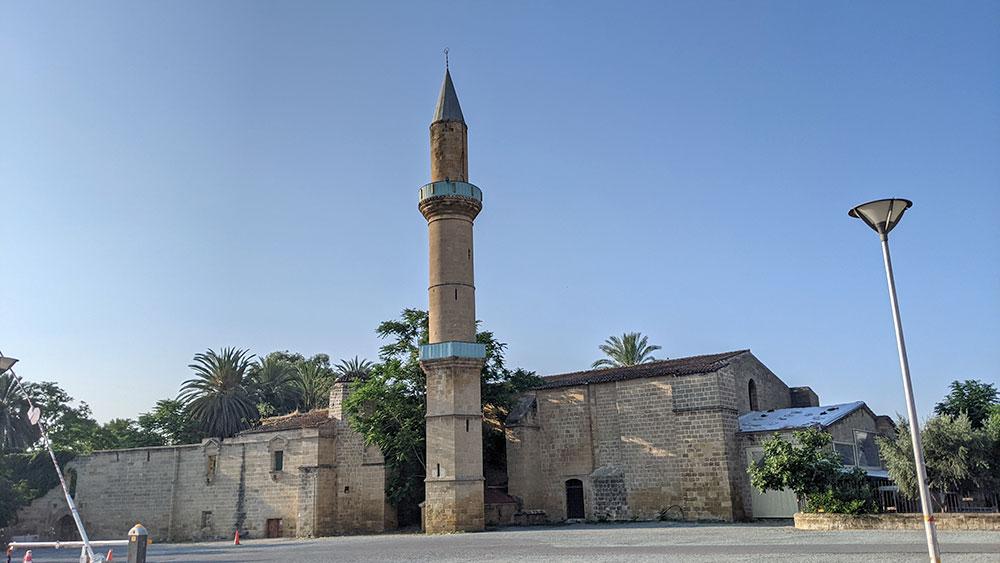 Omeriye Mosque, Nicosia, Cyprus