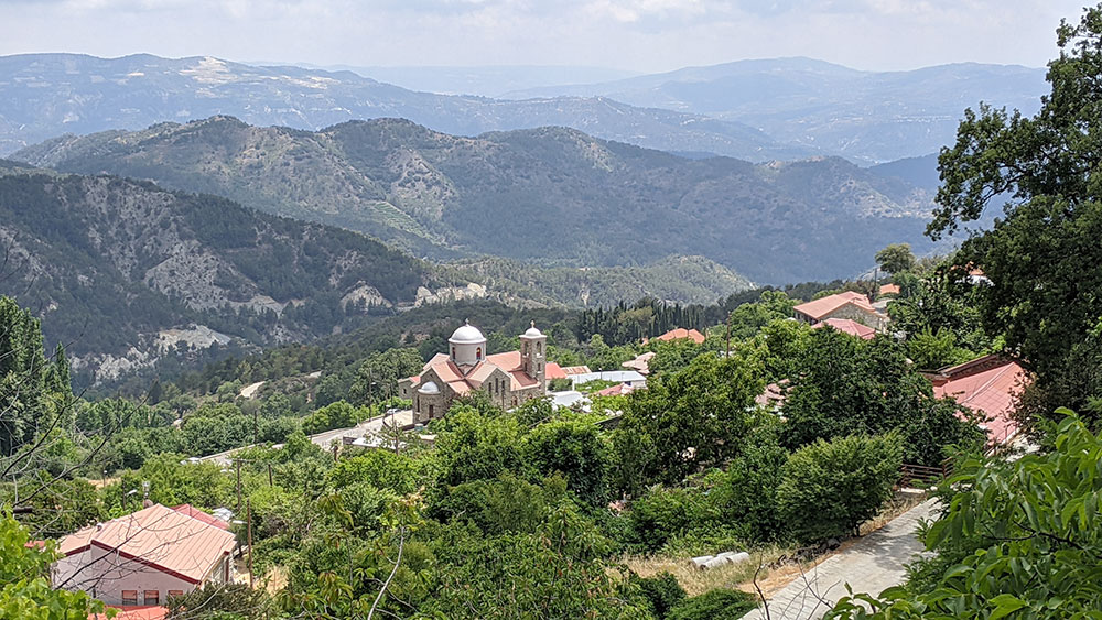 Prodomos, Cyprus