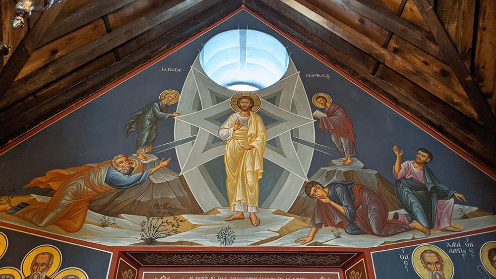 Troodista Monastery, Cyprus