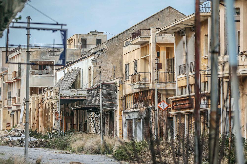 Street in Varosha