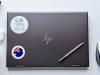 Flag Sticker of Australia on laptop