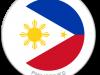 Flag Sticker of Philippines