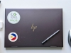 Flag Sticker of Philippines on laptop