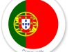 Flag Sticker of Portugal