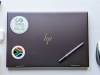 Flag Sticker of South Africa on laptop