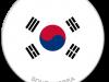 Flag Sticker of South Korea