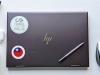 Flag Sticker of Taiwan on laptop