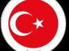 Flag Sticker of Turkey