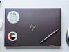 Flag Sticker of UAE on laptop