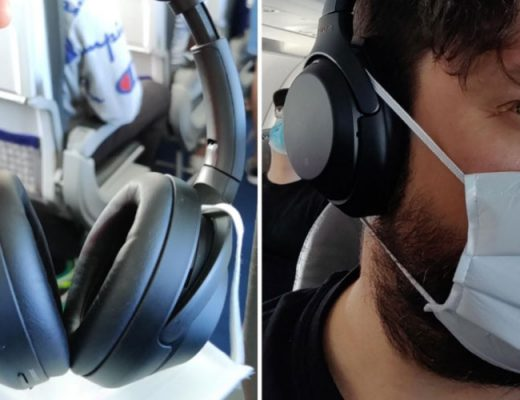 Travel hack: Relieve ear strain on long flights because of mask