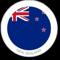 Flag Sticker - New Zealand